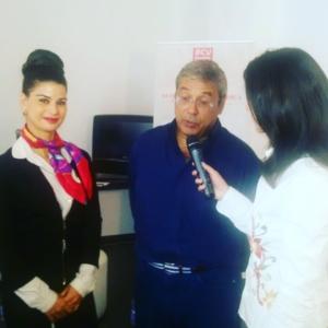 """TELEONE_Convegno """"Responsabilità Medica: Nuovi profili di tutela"""" intervista insieme al già Presidente della Regione Totò Cuffaro"""