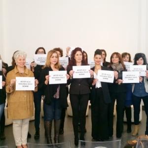 """CONVEGNO PER DIRE """"STOP ALLA VIOLENZA SULLE DONNE"""" – LIDIA VIVIOLI"""