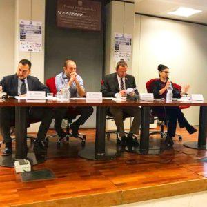 """Convegno Giuridico venerdì 11 Maggio 2018 ore 9.00 presso il Tribunale di Palermo – """" GDPR – Regolamento Generale della Gestione Dati"""""""